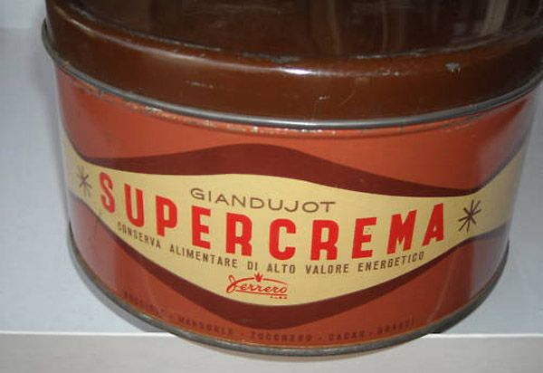suprecrema nutella
