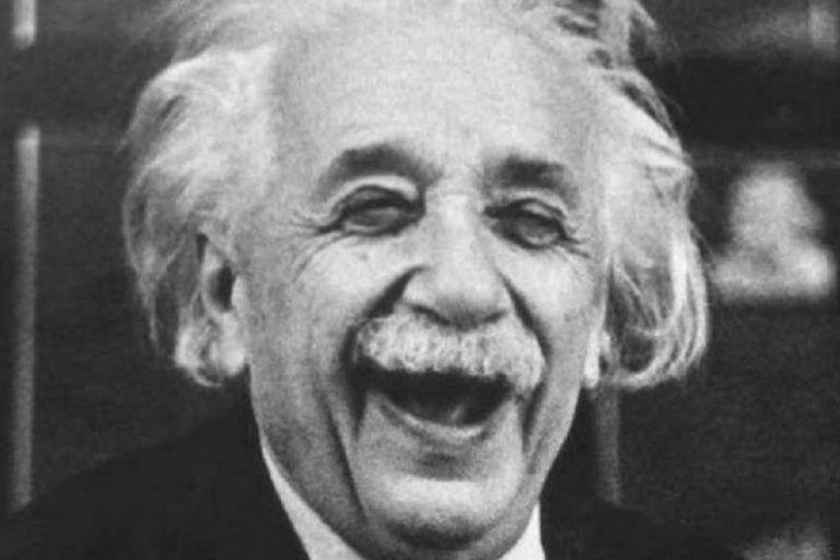 ¿Albert Einstein fue mal estudiante?