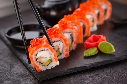 Lo que no sabias del sushi