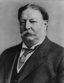 William Taft, presidente de Estados Unidos