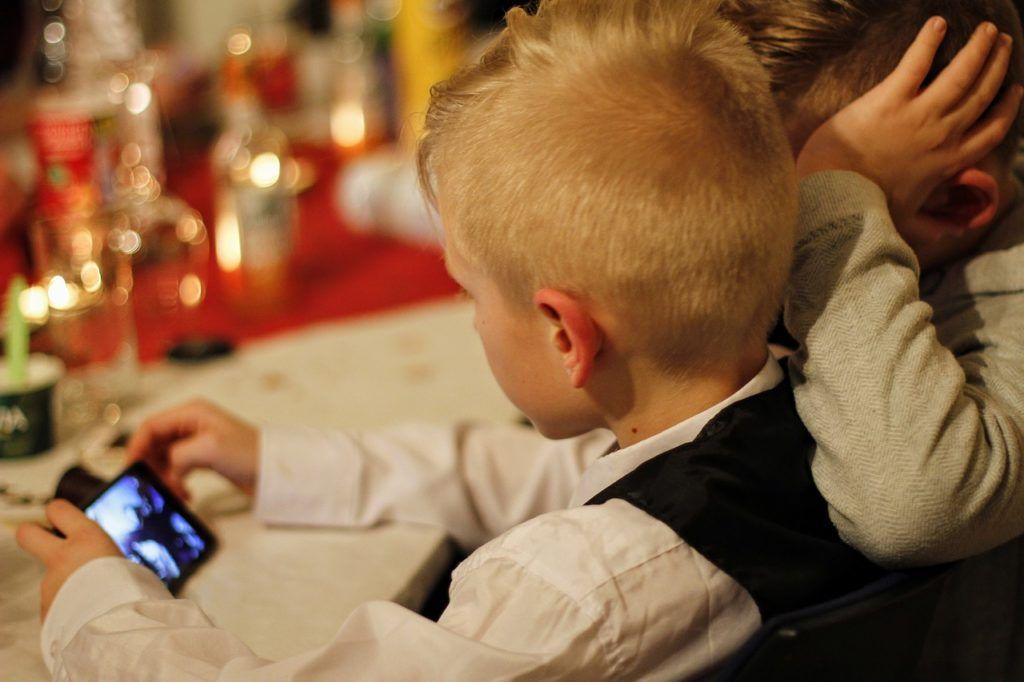 jovenes y smartphones