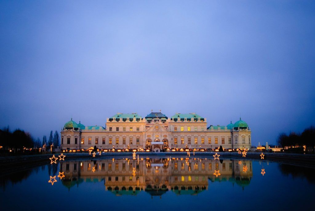 the best city in the world to live in: Vienna