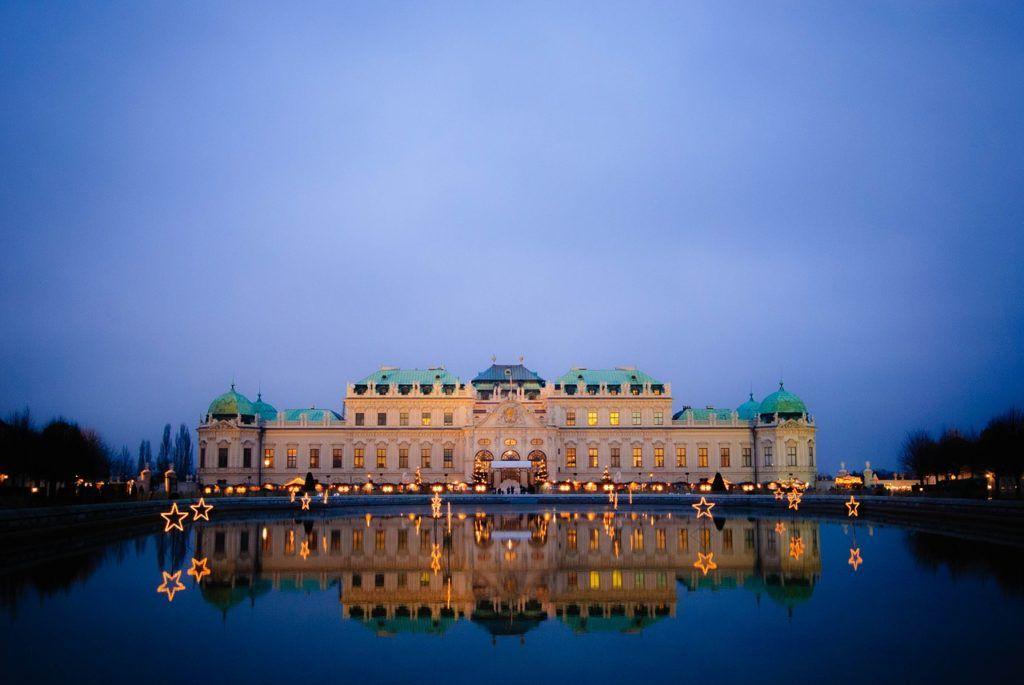 la mejor ciudad del Mundo donde vivir Viena