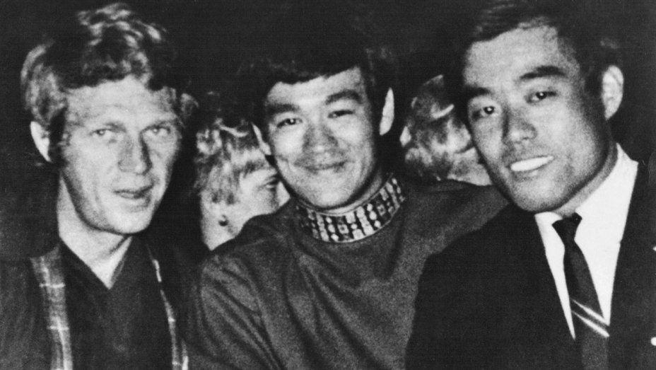 La anécdota entre Bruce Lee y Steve McQueen