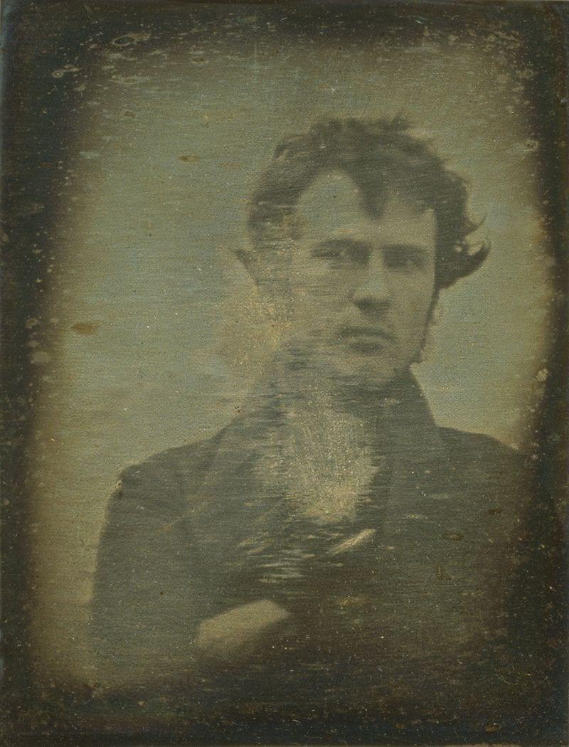 Robert Cornelius se hizo el primer selfie de la historia