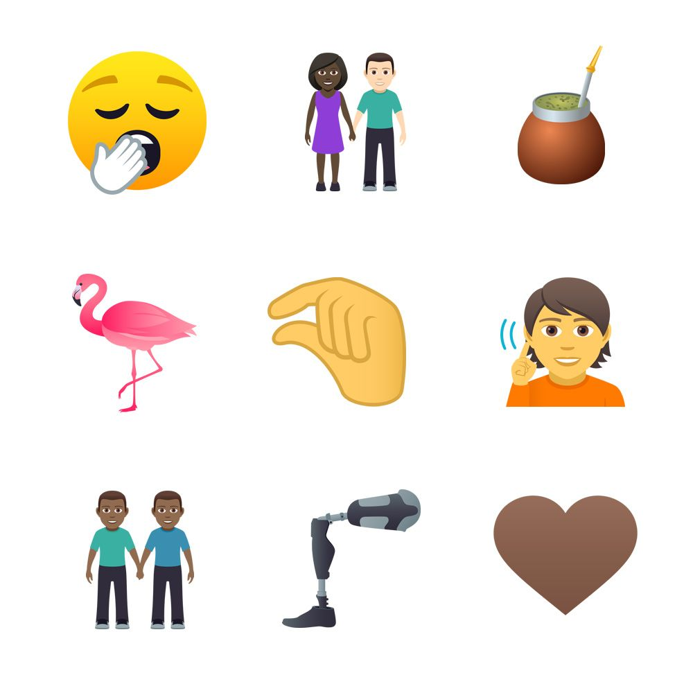 historia de los emojis.