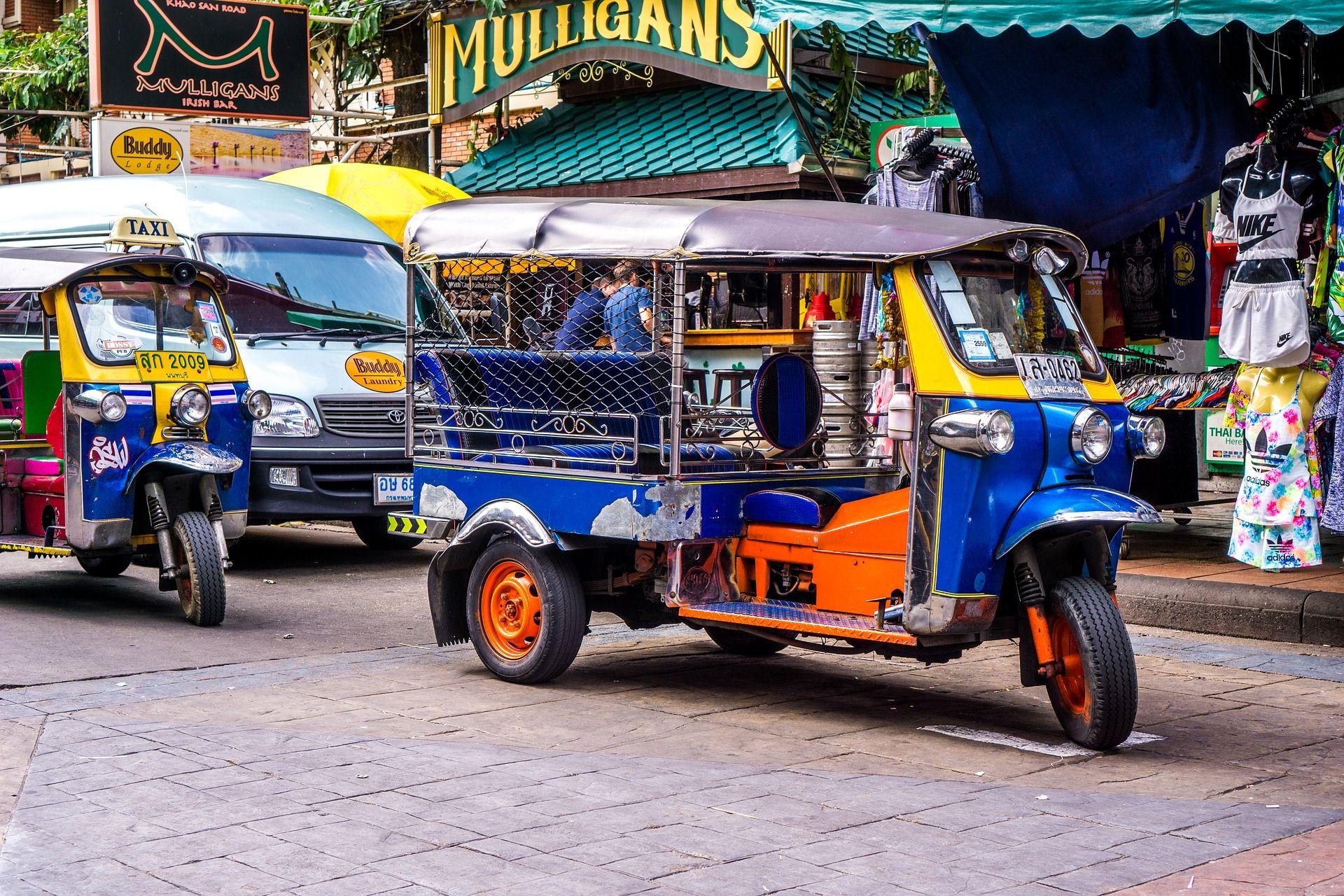 Cómo desplazarse en un viaje al sudeste asiático