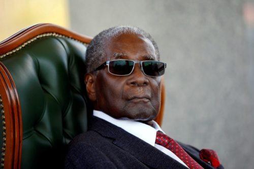 ¿Quién fue Robert Mugabe?
