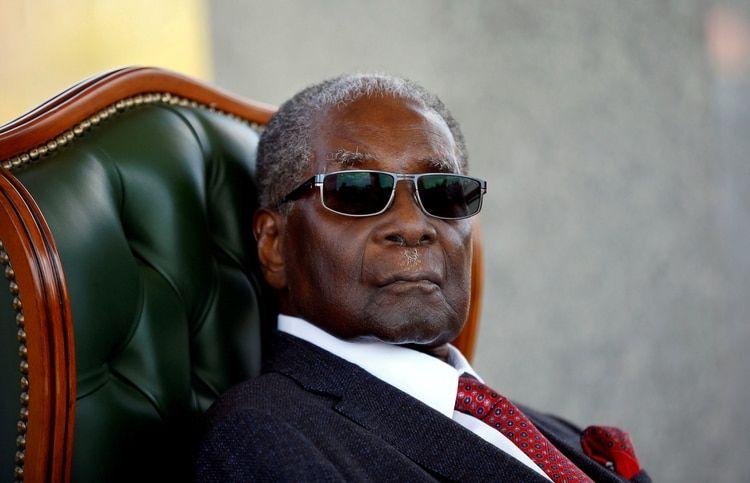 """¿Quién fue Robert Mugabe?: """"Zimbabwe es mío"""""""