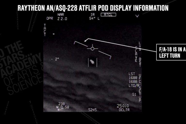 ▷ Los videos de los encuentros OVNI reconocidos por el gobierno USA