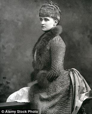 Daisy Greville, condesa de Warwick
