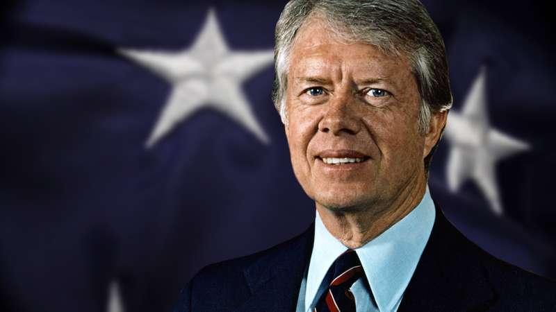 Jimmy Carter vio un ovni