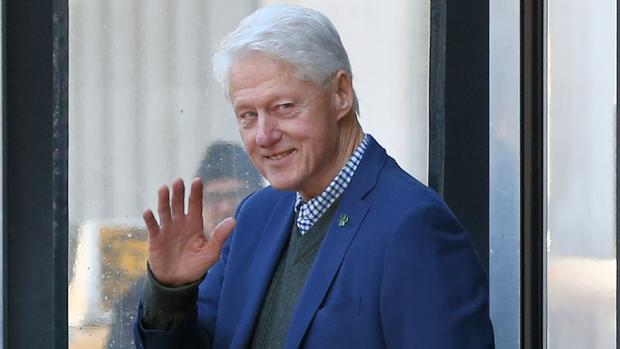 Clinton ovnis y JFK