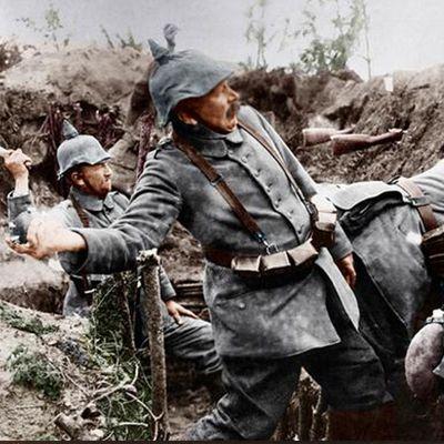 Primera Guerra Mundial (1914-18) CARACTERÍSTICAS. FASES. TÁCTICAS