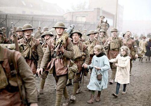 Ejercito britanico Primera Guerra Mundial
