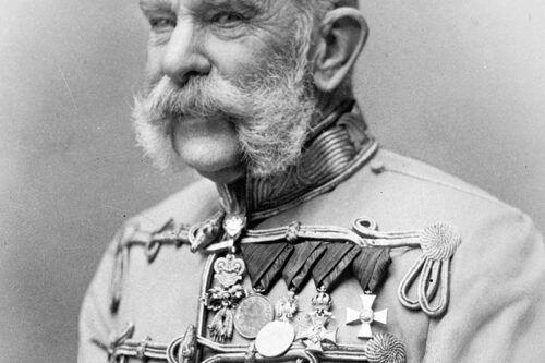 Francisco José I. imagen: Library of Congress