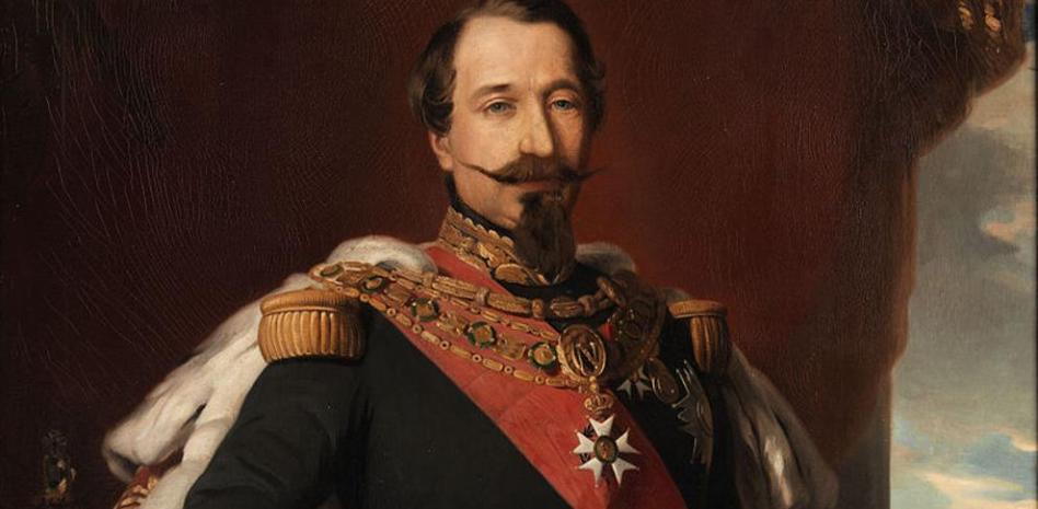 Luis Napoleón Bonaparte. NAPOLEÓN III