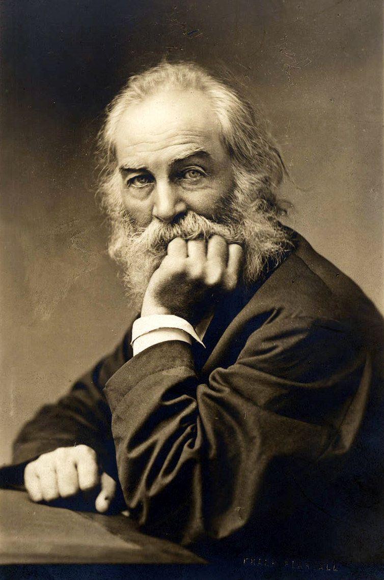 Walt Whitman animado
