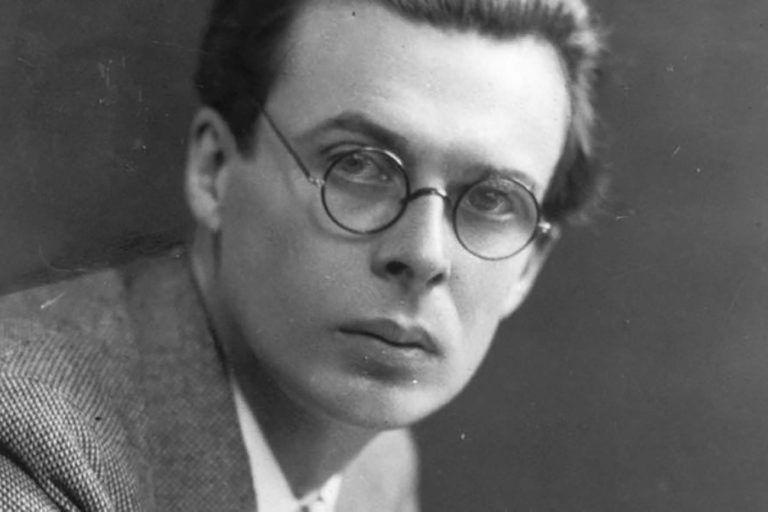Aldous Huxley. Un escritor de una época