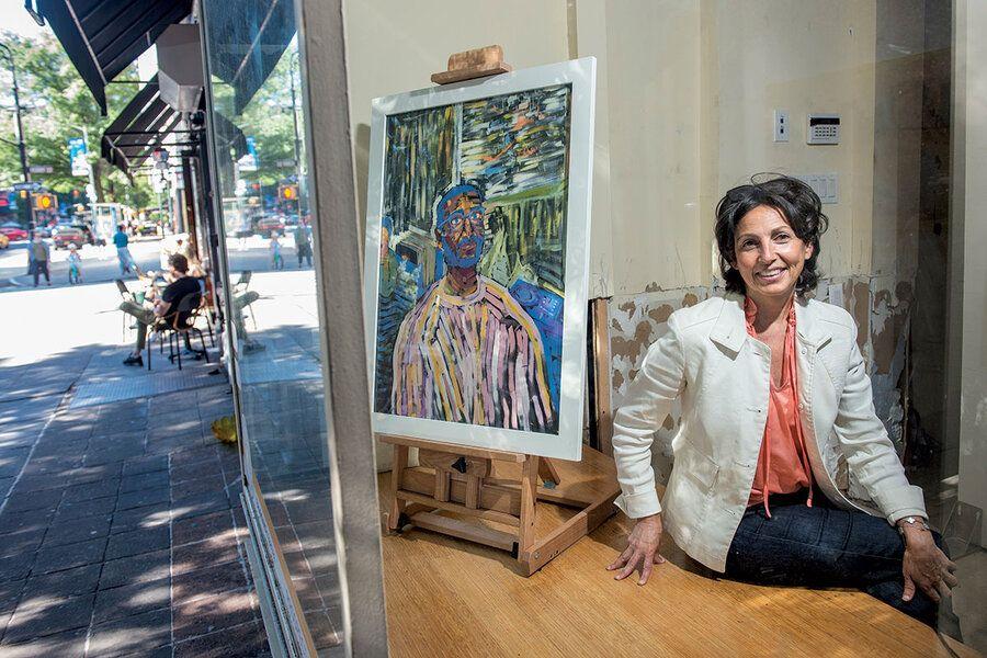 Art on the Ave: los escaparates vacíos de Nueva York se transforman en exhibiciones de arte gratuitas