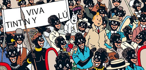 Tintin, Astérix y Pocahontas, quemados por herir sensibilidades