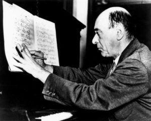 Arnold Schönberg y la Escuela de Viena